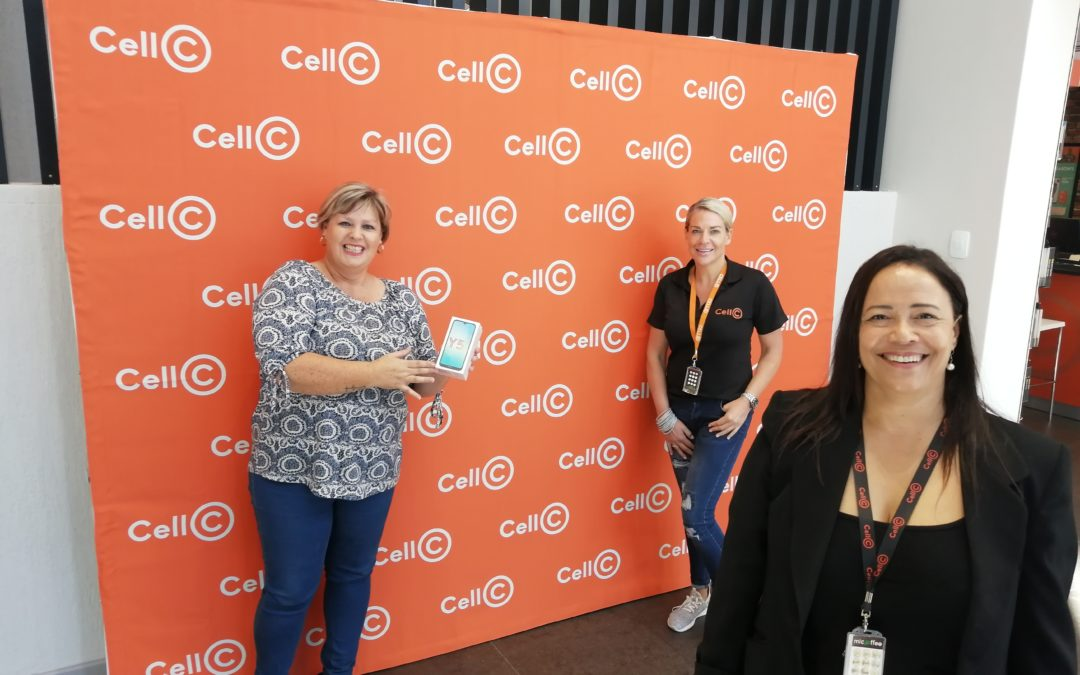 Cell C keeps us connected