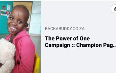 The Power of One Campaign